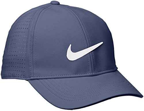 Nike Unisex Aerobill Baseballkappe, blau (blau 471), One Size