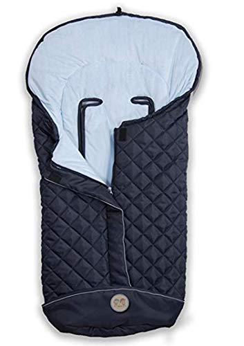 Textures Home – Sac universel Chaise intérieur Coralina Bleu Carreaux Imperméable 9648 + Cadeau Stylo à bille exclusif