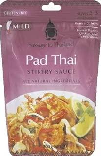 Passage Foods Sauce Strfry Pad Thai Gf