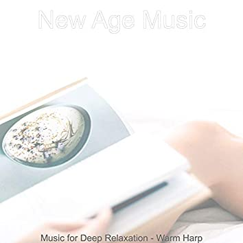 Music for Deep Relaxation - Warm Harp