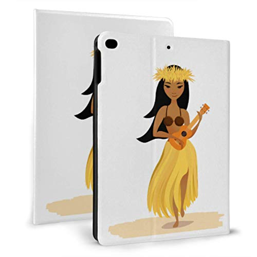 Ipad Computer Case Elegant Lovely Beauty Dancing Girl Sturdy Ipad Case For Ipad Mini 4/mini 5/2018 6th/2017 5th/air/air 2 With Auto Wake/sleep Magnetic Ipad Cover For Women