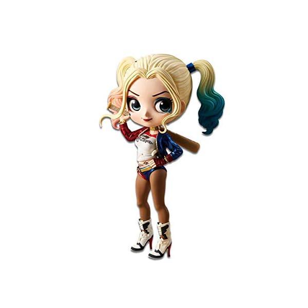 Banpresto. Q Posket Suicide Squad Figure Harley Quinn Justice League QPosket Joker 1