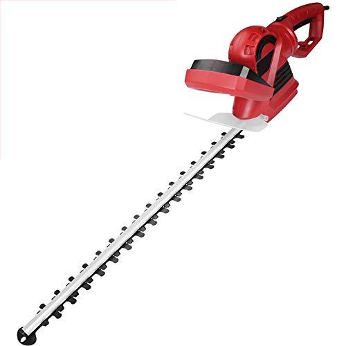 Scissors Cortadora de setos para el hogar Tijeras de podar eléctricas cortadora de arbustos de jardín podadora de árboles cortadora de setos eléctrica cortadora de Hojas de Doble Filo