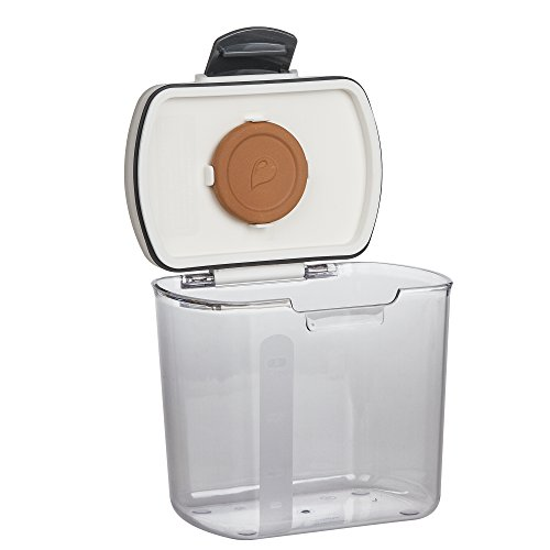 Progressive Brown Sugar Storage Container, Clear