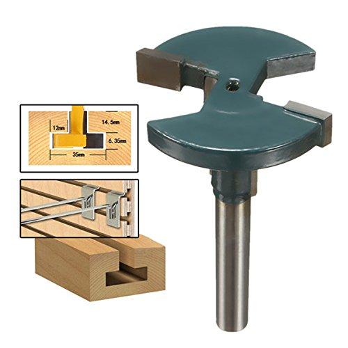 ILS – 1/4 inch – schacht Diritto punt freesmachine T-track sleuf houtbewerking