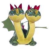 Whitehouse Plüsch Figuren zur Auswahl | Softwool 20 cm | DreamWorks Dragons | Kuscheltier, Plüsch:Kotz & Würg