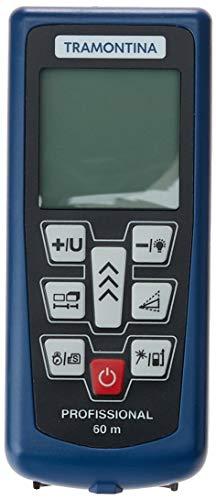 Tramontina 43151360, Medidor de Distancia a Laser 60 M