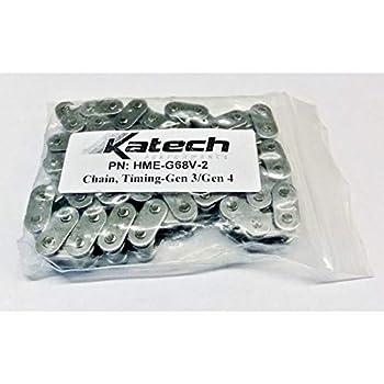 Michigan Motorsport C5-R Katech Timing Chain LS1 LS2 LS3 LS6 LM7 LQ4 LT1 4.8 5.3 5.7 6.0 6.2 7.0