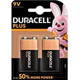 Duracell 9 V Plus Power Alkaline...