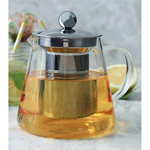Cristel Th120Vo Theiere Verre 1,2 L Oolong