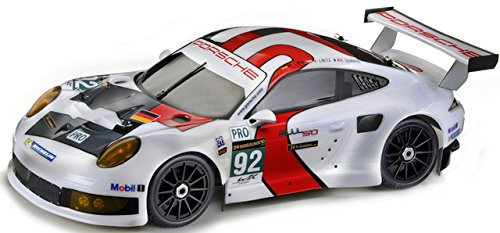 Team C Racing GR8LE RTR 911 - Team C Porsche 911 GR8LE Brushless 1:8 RC Modellauto Elektro Straßenmodell Allradantrieb RTR 2,4 GHz*