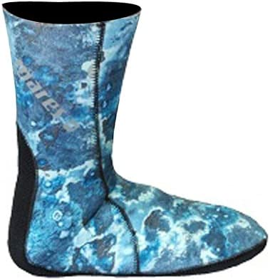 Mares Camo 3mm New free shipping product type Free Spearfishing Camouflage Diving Socks
