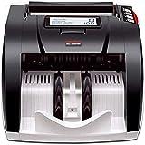 CHUXJ Contatore dei soldi con UV e MG contatore dei soldi con UV magnetico Counterfeit Detection Bill che conta macchina con maggiori velocità professionale Cash conta macchina
