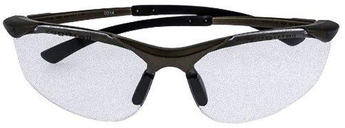 """Bollé Schutzbrille """"Contour"""", 1 Stück, Einheitsgröße, braun, CONTPSI"""