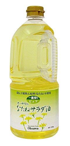 オーサワジャパン『オーサワのなたねサラダ油』
