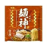 明星食品 麺神 神太麺×旨 味噌 12入