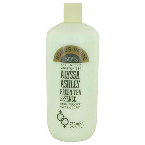 Alyssa sold out Oklahoma City Mall Ashley Green Tea Essence By Lotion Body Per