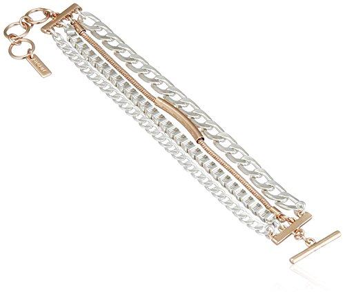 Pilgrim Damen-Armband Beingness Versilbert 6 cm - 191614002