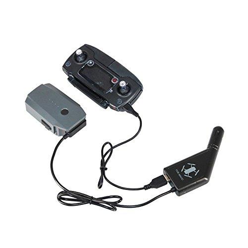 DJI Mavic Pro Platinum Auto-Ladegerät, DJI Mavic Pro Kfz-Ladegerät Adapter Für DJI Mavic zusammenklappbar Drone Flight Akku laden in Auto
