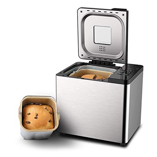 JUNJIJINGXIANG Macchine per Waffle Casa Il Pane Pasta-Cottura Yogurt Integrato, Intelligente Cottura Tecnologia Auto-Programmazione delle funzioni Ricette Diverse for Cucine