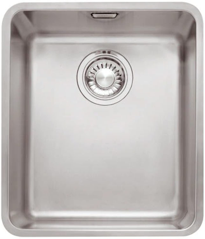 Franke Kubus Küchenspüle KBX 110-34 Edelstahl Seidenglanz
