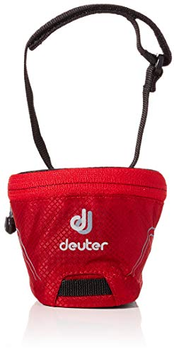 Deuter Bike Bag Race II Lightweight Saddle Bag - Fire Red