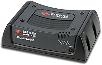 Sierra Wireless AirLink GX450 Rugged Mobile 4G Gateway Modem - NA Generic - Includes DC Power Cable - Antennas Not Included