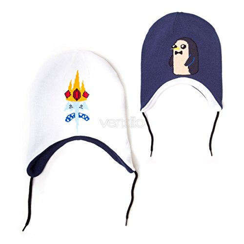 ICE KING / GUNTER REVERSIBLE BEANIE adventure time
