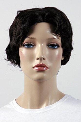 Wigs Women Short Black (perruque)