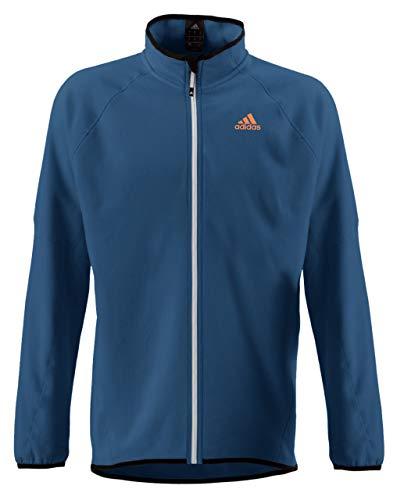 adidas Sailing Herren Fleecejacke Outdoor Funktionsjacke, Größe:S, Farbe:Vista Blue
