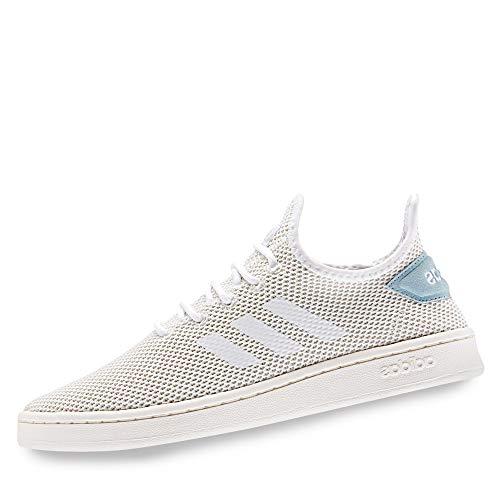 adidas Performance Court Adapt Sneaker Damen weiß, 7.5 UK - 41 1/3 EU - 9 US