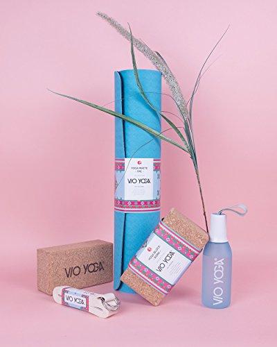 VIO YOGA - Yoga-Starter-Sets in Blau