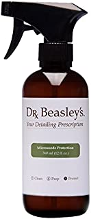 Dr. Beasley's Microsuede Protection - 12 oz, Preserves Look and Feel of Fabric, Instant Bonding Coating, 2+ Years of Protection
