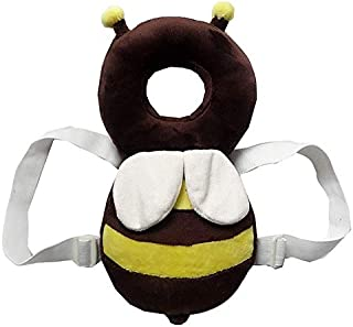 Baby Head protection pad Toddler headrest pillow baby neck Cute wings nursing drop resistance cushion bebe bedding backpac...