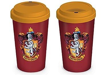 Harry Potter - Gryffindor Travel Mug In Presentation Box