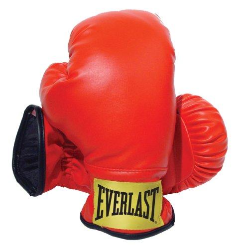 Everlast Erwachsene Boxen - Punchinghandschuhe, Red, 6