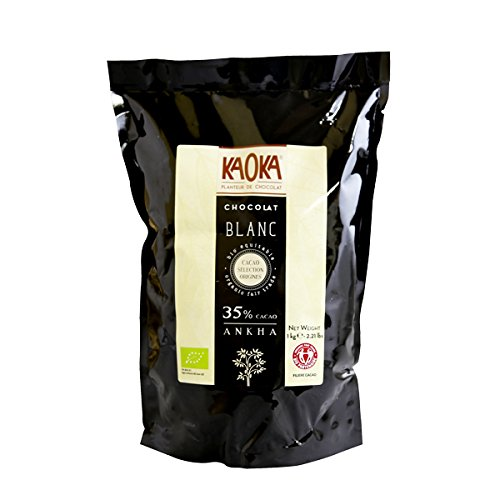 KAOKA(カオカ)『製菓用チョコ ホワイトチョコレート アンカ 1kg』