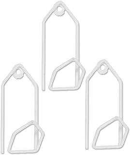 Richiudibile Estensibile Legno Ciliegio Home System R21458 Portabiti Appendiabiti in Legno a 7 Posti