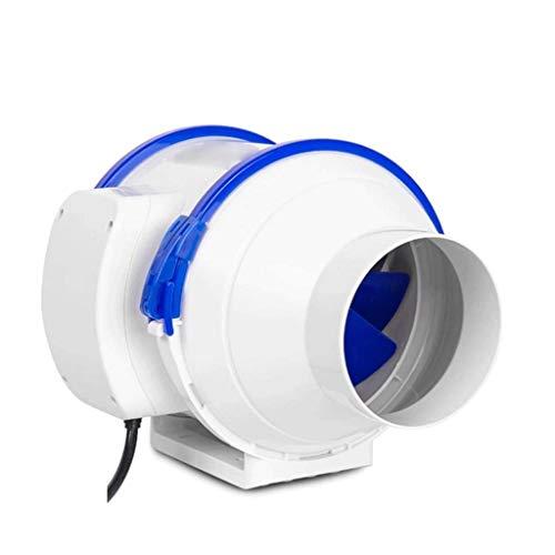 YCZDG Ducted Ventilating Fan,4 Inch Performance, Commercial Grade Inline Fans Ventilation Fan Powerful Silent Kitchen Bathroom