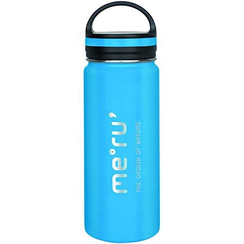 Meru Splash Isolierflasche, Blue, 0.5L