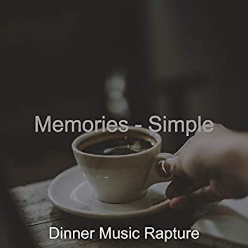 Memories - Simple
