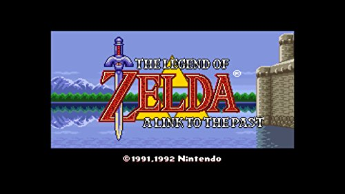 The Legend of Zelda: A Link to the Past - Wii U [Digital Code]