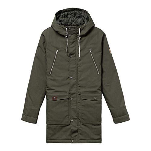 RVLT Revolution Parka Coat Jacket Army Größe: XXL