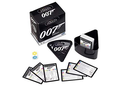 James Bond Trivial Pursuit Bite Size Board Game