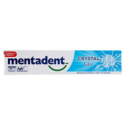 Mentadent Crystal Gel, 75 ml