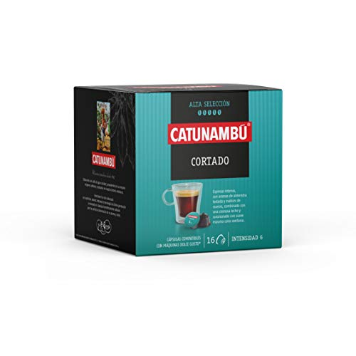 Catunambú, Cápsulas de Café - 100.8 gr