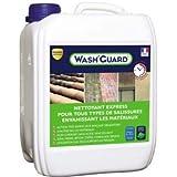 Wash'Guard - Nettoyant désincrustant - 20L - jusqu'à 120m² - 4x5L