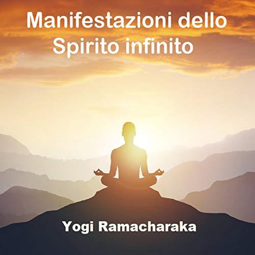 Manifestazioni dello Spirito infinito copertina