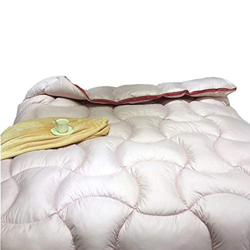 Goose Feather Down Duvet/Quilt, King Bed Size - Contains 40% Down, The Higher The 'down' Content, The More Luxurious The Duvet