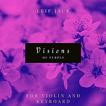 Visions of Purple (Harpsichord Version)